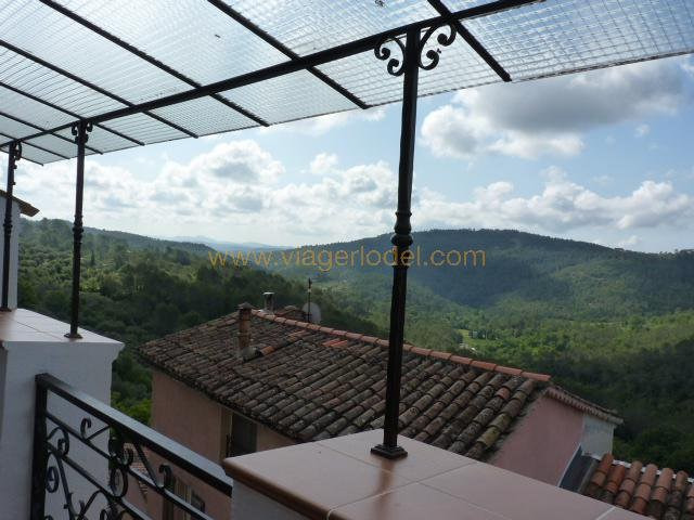 Life annuity house / villa Claviers 59000€ - Picture 6