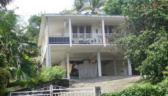 Sale house / villa Les trois ilets 346500€ - Picture 4
