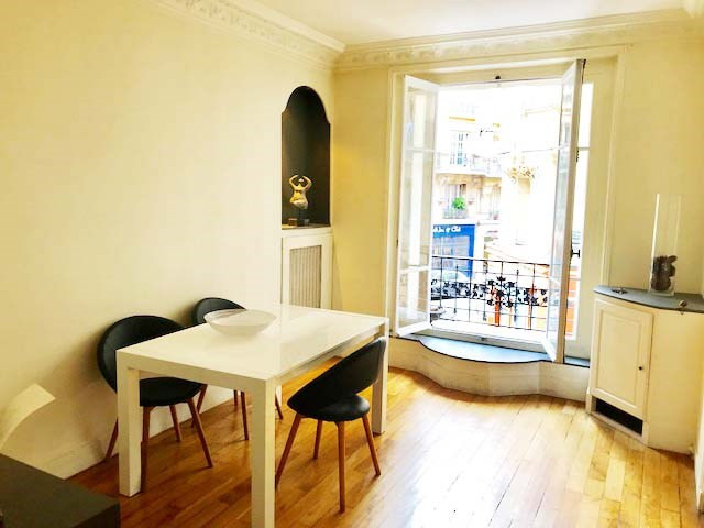 Vente appartement Paris 15ème 629000€ - Photo 1