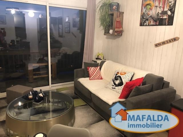Vente appartement Mont saxonnex 110 000€ - Photo 1