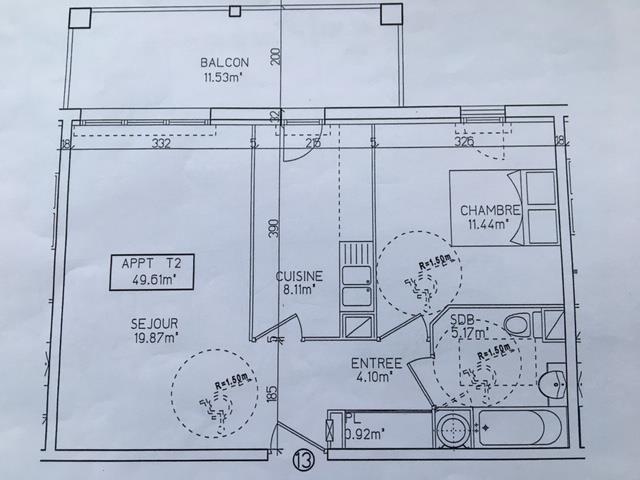 Vente appartement St jean de luz 235000€ - Photo 6