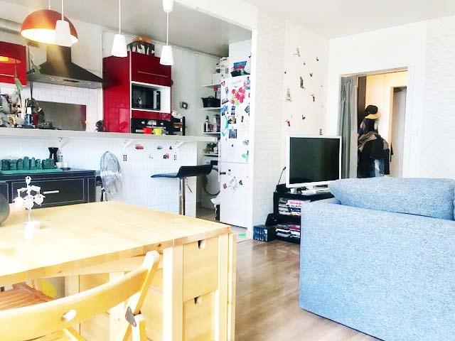 Vente appartement Paris 15ème 599000€ - Photo 2
