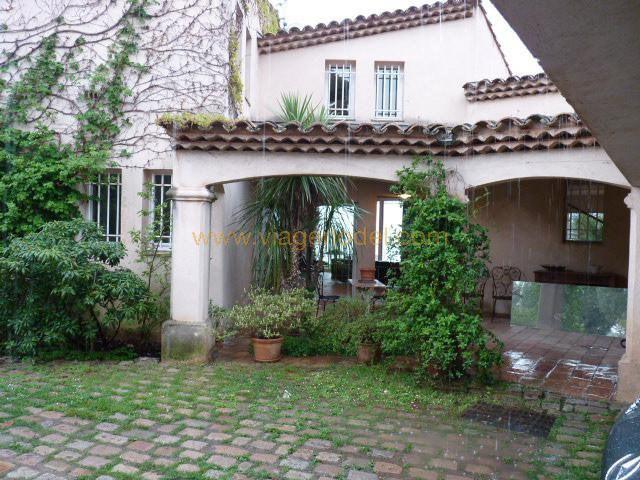 Vitalicio  casa Cassis 435000€ - Fotografía 4