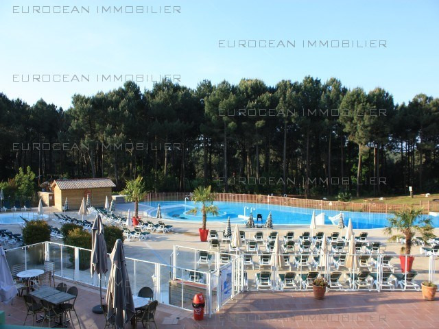 Location vacances maison / villa Lacanau-ocean 453€ - Photo 9