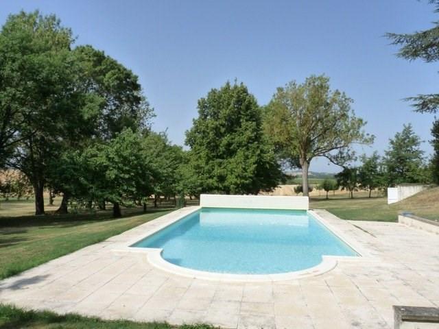 Venta de prestigio  casa Nomdieu 590000€ - Fotografía 4