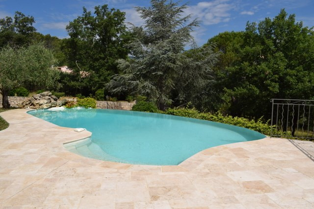 Deluxe sale house / villa Fayence 840000€ - Picture 2