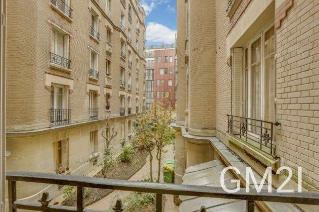 Vente appartement Paris 17ème 850000€ - Photo 3