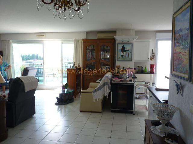 Vitalicio  apartamento Fréjus 145000€ - Fotografía 11