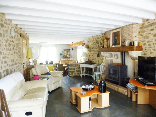Vente maison / villa Augignac 267500€ - Photo 5