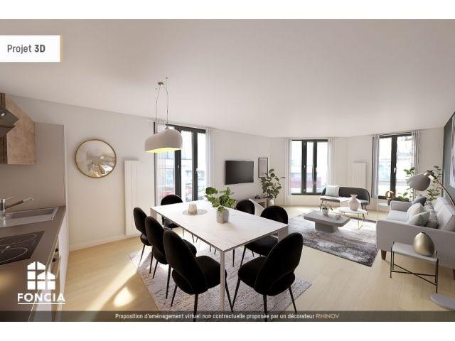 Vente appartement Suresnes 785000€ - Photo 1