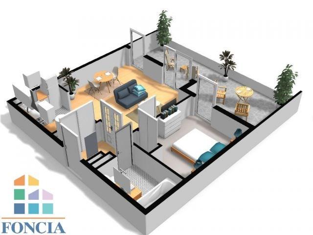 Vente appartement Villefranche-sur-saône 109900€ - Photo 8