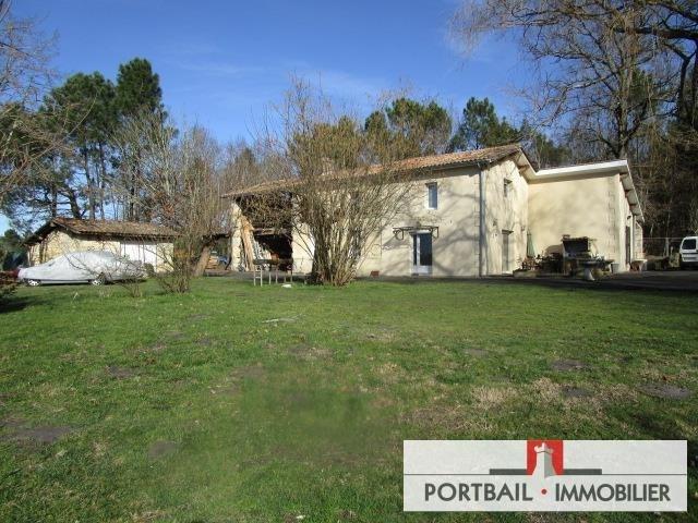 Sale house / villa St andre de cubzac 470000€ - Picture 1
