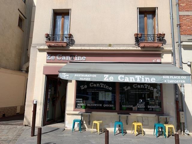 Commercial property sale shop Gennevilliers 65000€ - Picture 1