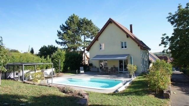 Vente de prestige maison / villa Marlenheim 676000€ - Photo 2