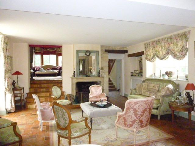 Deluxe sale apartment Ranville 850000€ - Picture 3