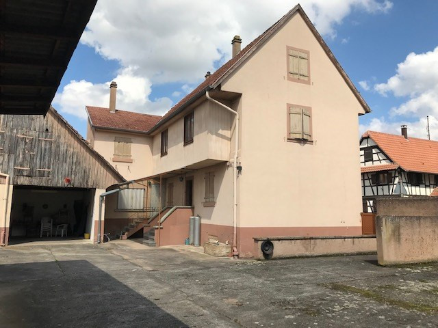 Sale house / villa Geispolsheim 296 800€ - Picture 2