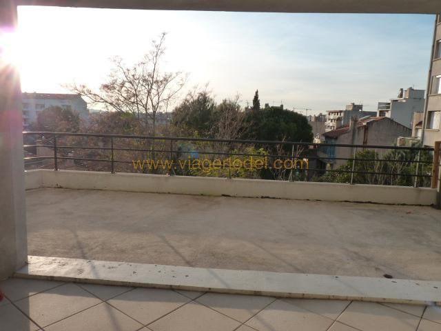 Vendita nell' vitalizio di vita appartamento Marseille 4ème 35000€ - Fotografia 2