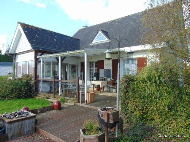 Vente maison / villa St gilles pligeaux 107000€ - Photo 15