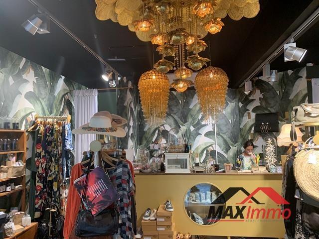 Vente fonds de commerce boutique Saint gilles 158000€ - Photo 1
