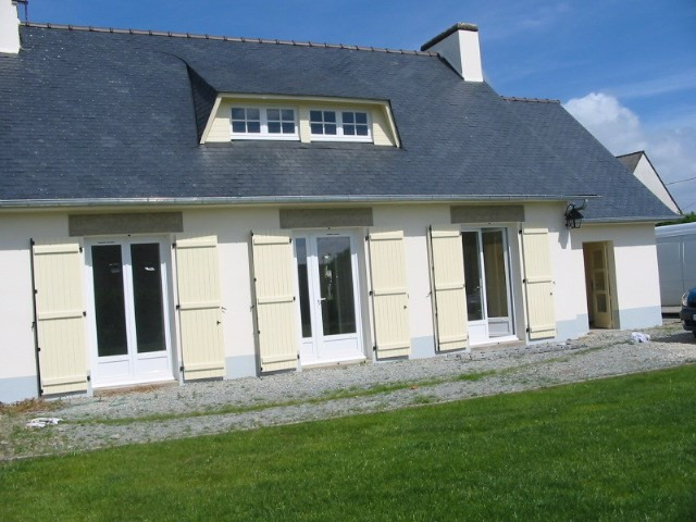 Sale house / villa Plancoet 210000€ - Picture 1