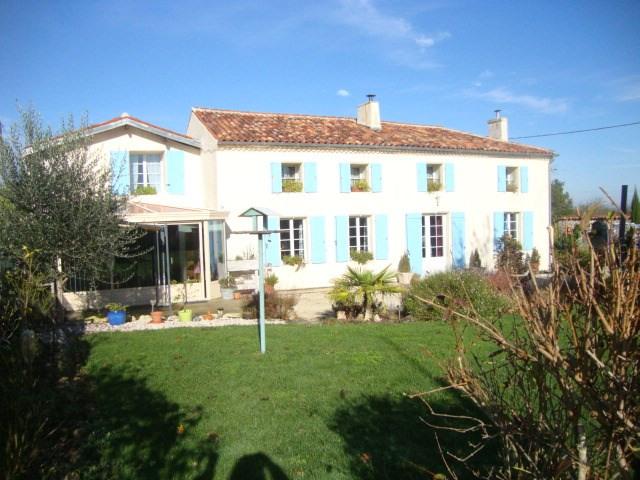 Vente maison / villa Loulay 254400€ - Photo 1