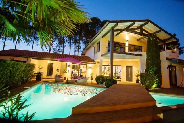 Vente de prestige maison / villa Saubion 790000€ - Photo 1