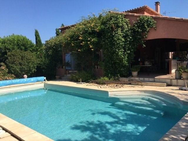 Sale house / villa Orange 459000€ - Picture 1