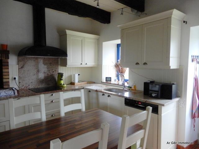 Vente maison / villa St jean du doigt 296800€ - Photo 5