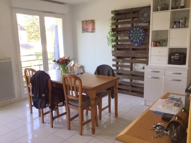 Sale apartment Vannes 120800€ - Picture 1