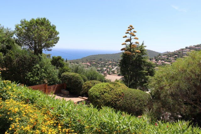 Vacation rental house / villa Cavalaire sur mer 800€ - Picture 12