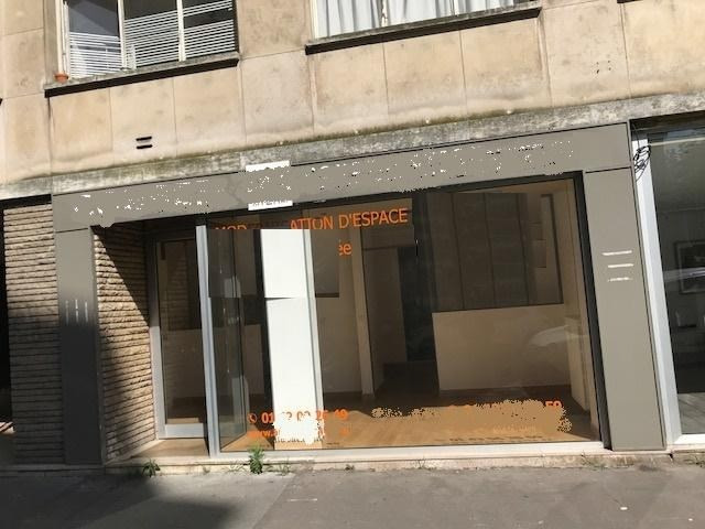 Rental empty room/storage Paris 15ème 1750€ HT/HC - Picture 2