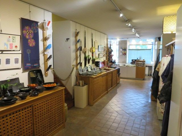 Commercial lease transfer shop Paris 4ème 320000€ - Picture 1