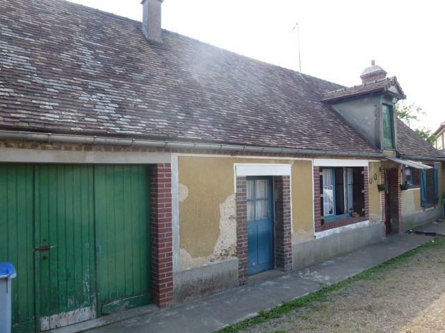 Venta  casa Mesnil sur l estree 96000€ - Fotografía 2