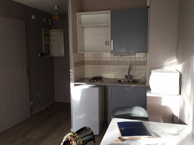 Rental apartment Vannes 355€ CC - Picture 1