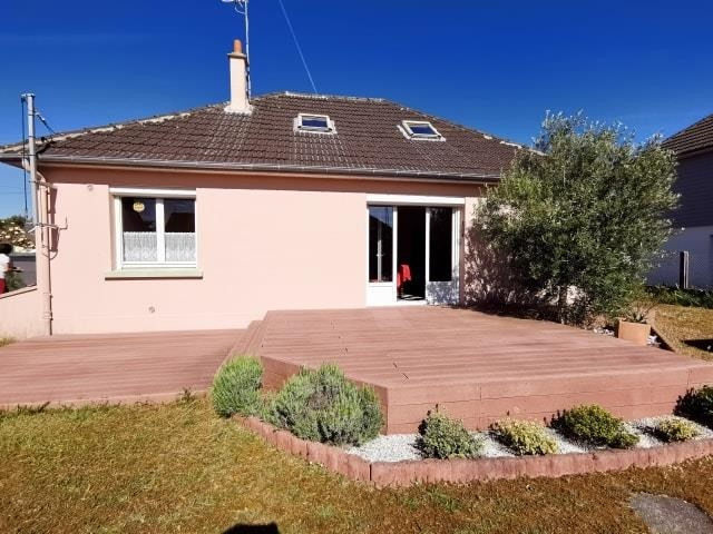 Sale house / villa Pirou 176500€ - Picture 1
