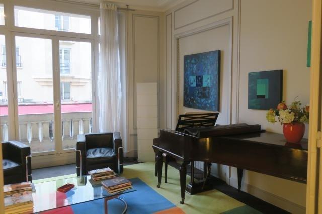 Vente de prestige appartement Paris 16ème 3680000€ - Photo 2