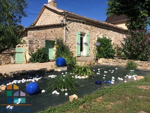 Sale house / villa Saint-sauveur 335000€ - Picture 1