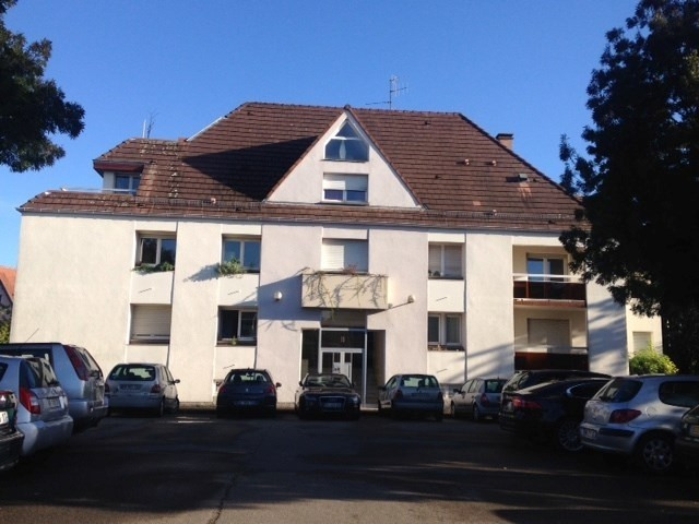 Vermietung wohnung Strasbourg 467€ CC - Fotografie 3