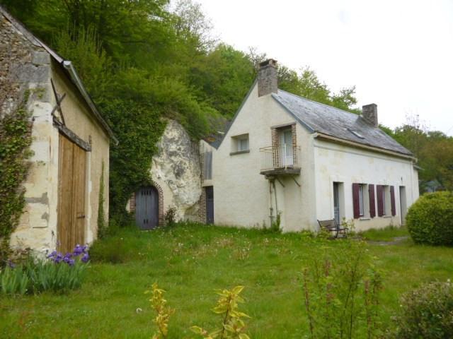 Sale house / villa Bonneveau 64900€ - Picture 1