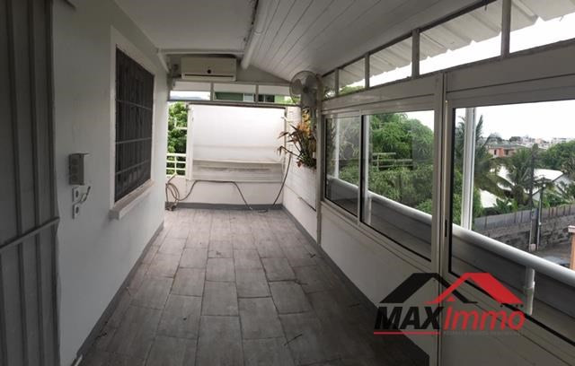 Appartement sainte clotilde - 3 pièce (s) - 58.91 m²