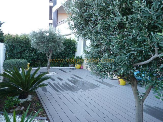 Viager appartement Martigues 58500€ - Photo 1