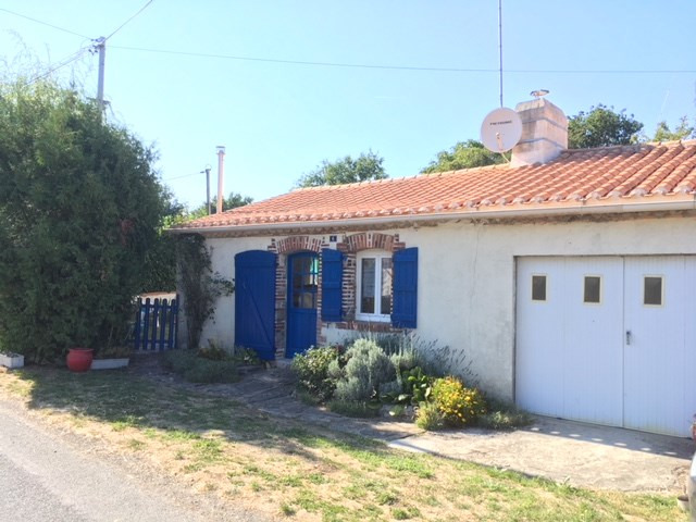 Sale house / villa Nieul le dolent 91000€ - Picture 1