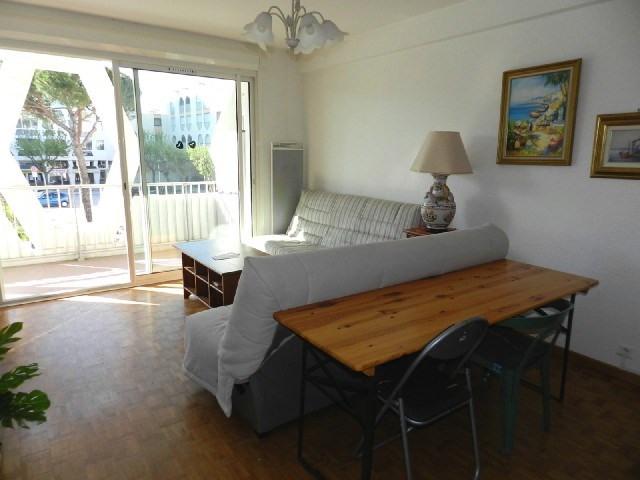 Location vacances appartement La grande motte 390€ - Photo 1