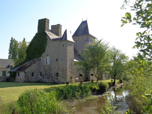 Vente de prestige château Pont hebert 892 500€ - Photo 1