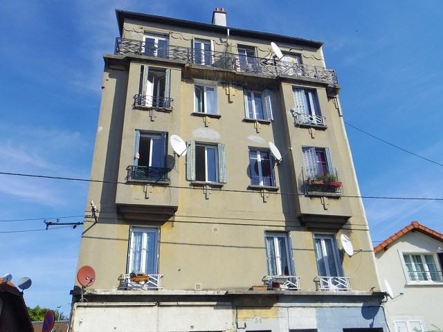 Vente appartement Aubervilliers 97500€ - Photo 1
