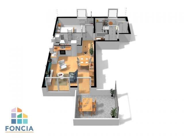Sale apartment Bourg-en-bresse 155000€ - Picture 5