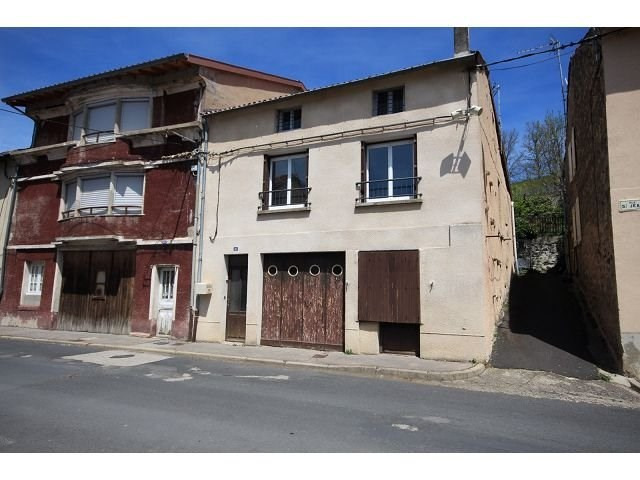 Location maison / villa Le monastier sur gazeille 410€ CC - Photo 1
