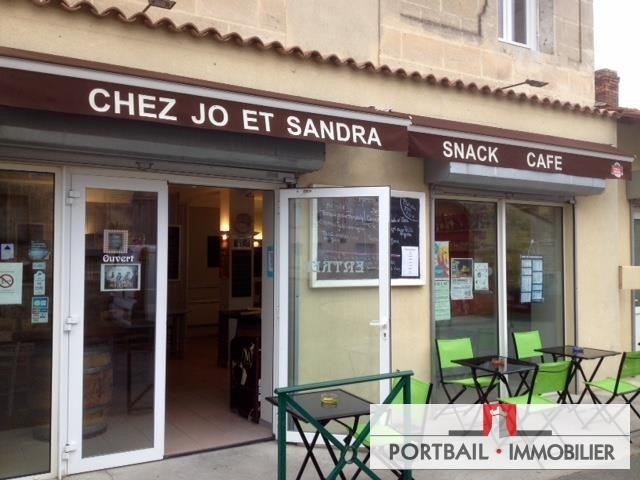 Commercial property sale shop Blaye 38500€ - Picture 1