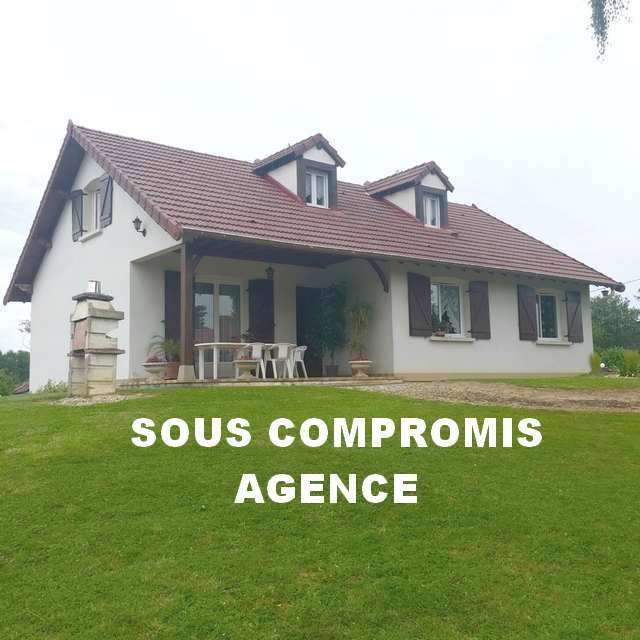 Sale house / villa Cuisery 4 minutes 165000€ - Picture 1