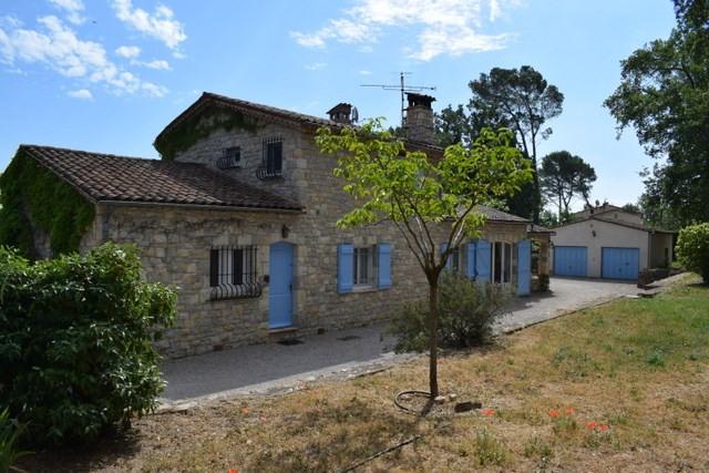 Immobile residenziali di prestigio casa Fayence 840000€ - Fotografia 8